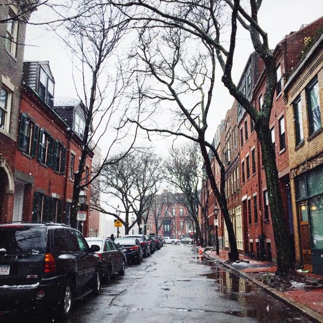 When In Boston