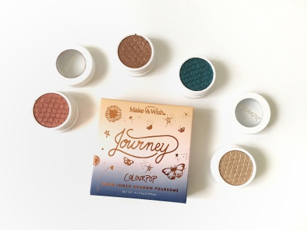 Journey set Colourpop