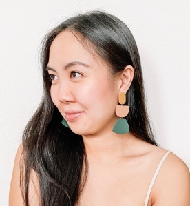 Marah-Cotta Clay Earrings