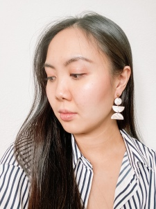MadebyVWu Clay Earrings